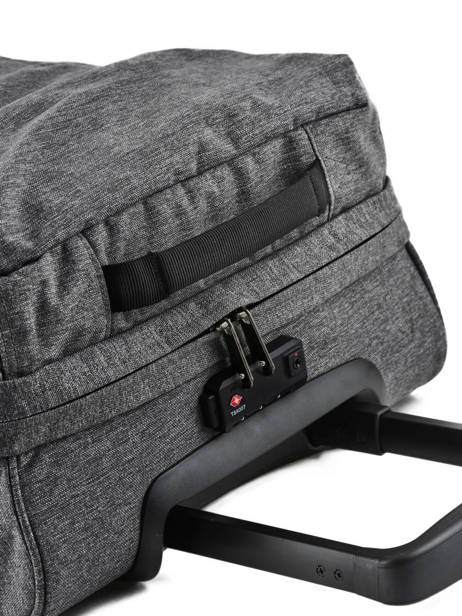 Soepele Reiskoffer Authentic Luggage Eastpak Zwart authentic luggage K63L ander zicht 1