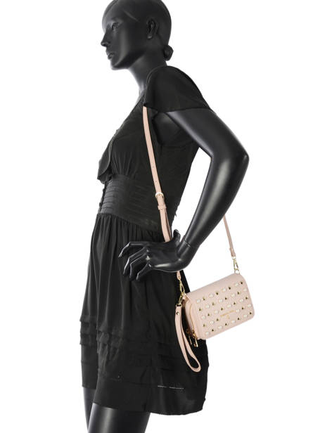 Sac Bandoulière Full Glam Studs Patrizia pepe Rose full glam studs 2V7214 vue secondaire 2