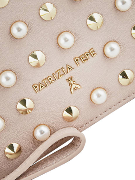 Sac Bandoulière Full Glam Studs Patrizia pepe Rose full glam studs 2V7214 vue secondaire 1