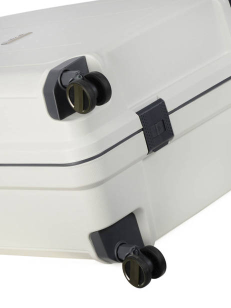 Valise Cabine Range Lock Travel Blanc range lock CDN20 vue secondaire 1