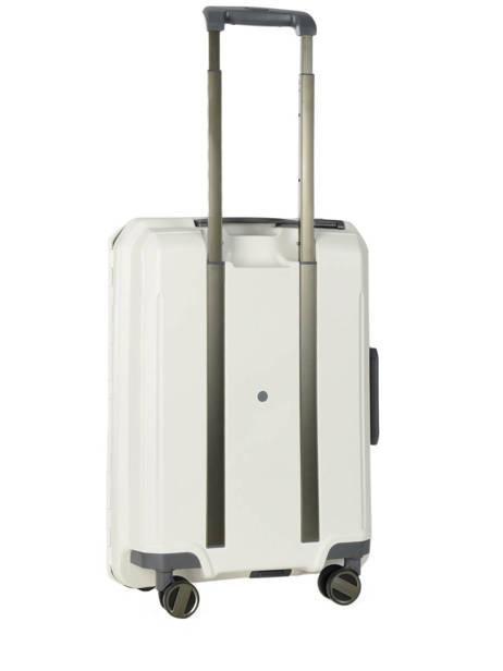 Valise Cabine Range Lock Travel Blanc range lock CDN20 vue secondaire 5