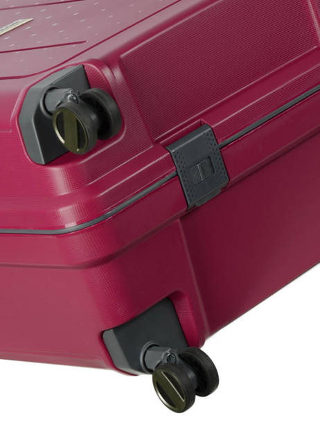 Valise Rigide Range Lock Travel Multicolore range lock CDN24 vue secondaire 3