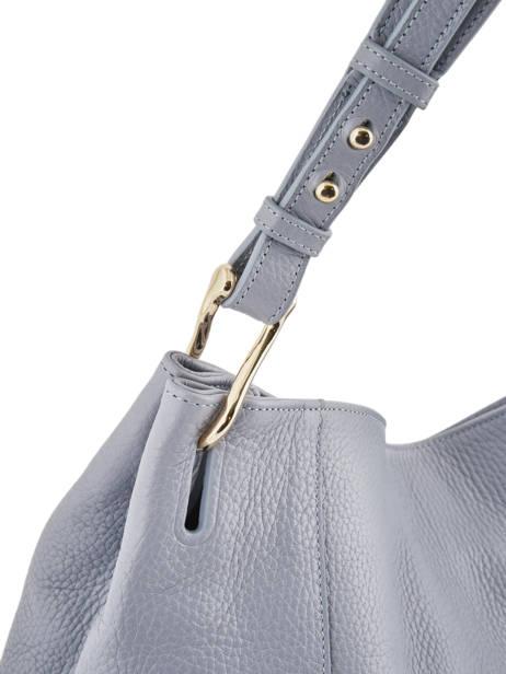 Sac Besace Victoria Cuir Nathan baume Bleu victoria N1720502 vue secondaire 1