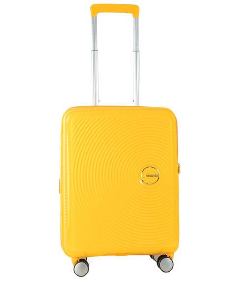 Handbagage American tourister Geel soundbox 32G001