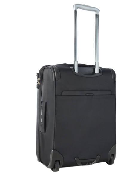 Handbagage Samsonite Zwart duosphere CC6002 ander zicht 5