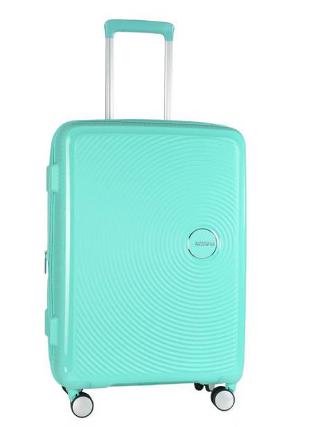 Valise Rigide Soundbox American tourister Bleu soundbox 32G002