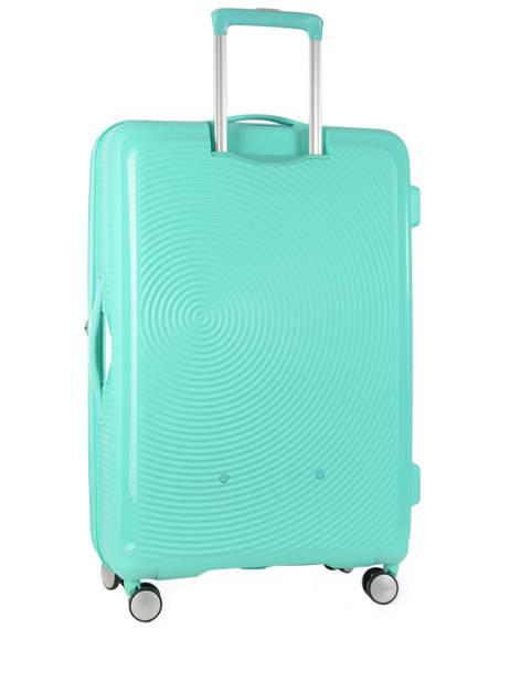 Valise Rigide Soundbox American tourister Bleu soundbox 32G002 vue secondaire 4