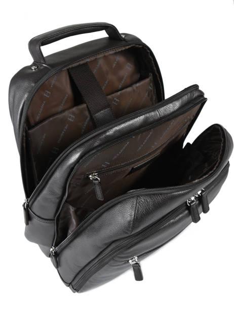 Sac à Dos Business Pc 13'' Hexagona Marron confort 462539 vue secondaire 3