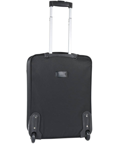 Valise Cabine Travel Noir city 2885-S2 vue secondaire 4
