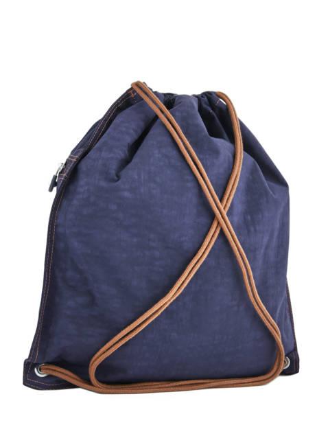 Sac De Sport Kipling Bleu back to school 9487 vue secondaire 3