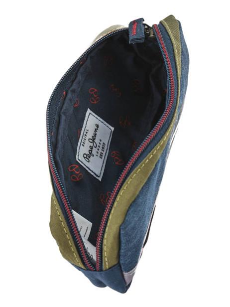Pennenzak 1 Compartiment Pepe jeans Veelkleurig trade 60440 ander zicht 3