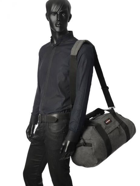 Reistas Voor Cabine Authentic Luggage Eastpak Zwart authentic luggage K735 ander zicht 1