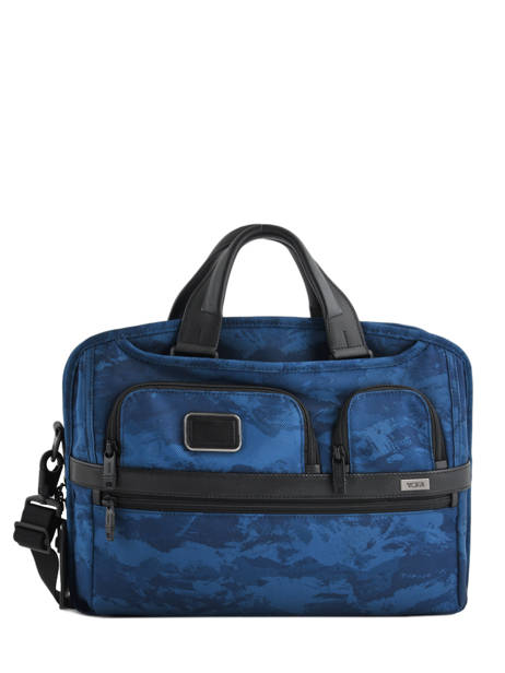 Porte-documents Tumi Bleu alpha 2 business DH26516