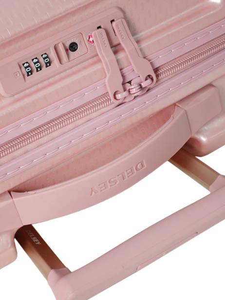 Handbagage Delsey Roze turenne 1621803 ander zicht 1