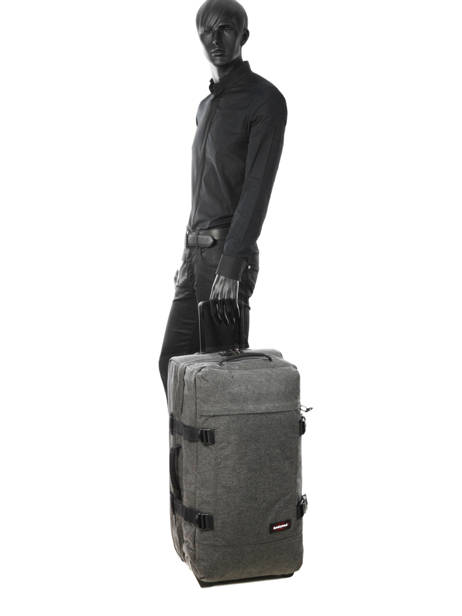 Valise Souple Authentic Luggage Eastpak Gris authentic luggage K62L vue secondaire 2