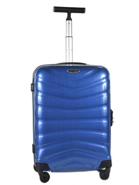 Valise Cabine Firelite Samsonite Bleu firelite U72801