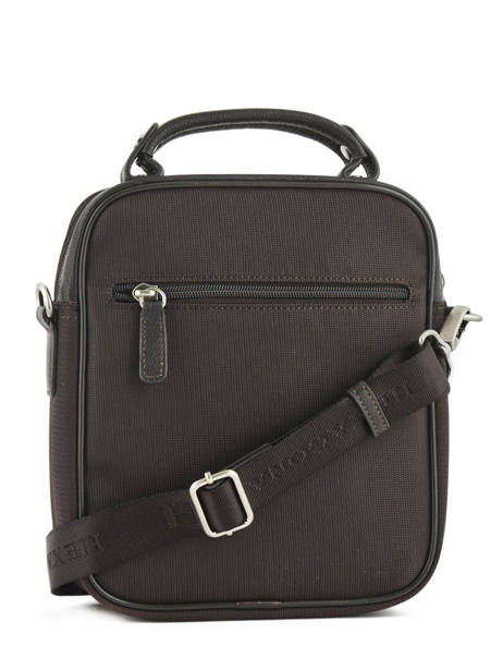 Pochette Homme Hexagona Marron travel business 293805 vue secondaire 2