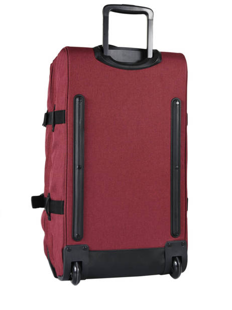 Soepele Reiskoffer Authentic Luggage Eastpak Violet authentic luggage K62L ander zicht 4