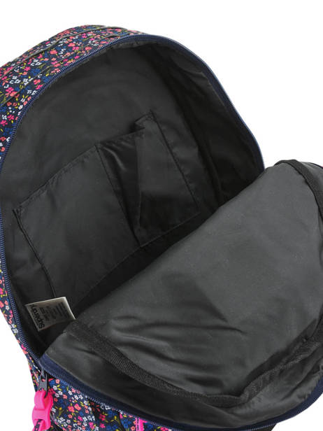 Sac à Dos 1 Compartiment Superdry Rose backpack woomen G91007JR vue secondaire 4