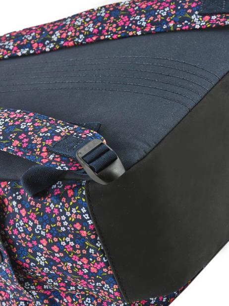 Sac à Dos 1 Compartiment Superdry Rose backpack woomen G91007JR vue secondaire 1
