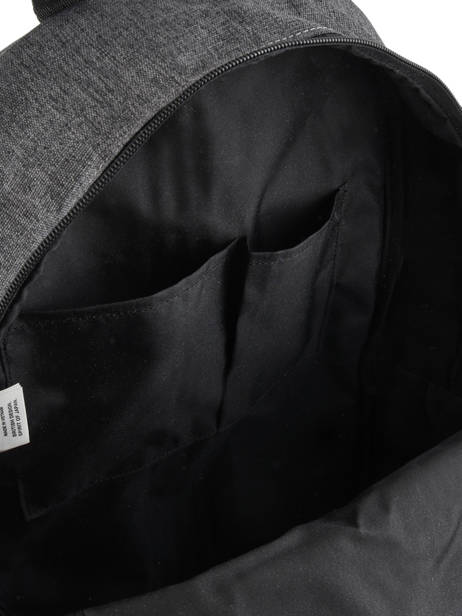 Sac à Dos 1 Compartiment Superdry Gris backpack woomen G91007MR vue secondaire 5