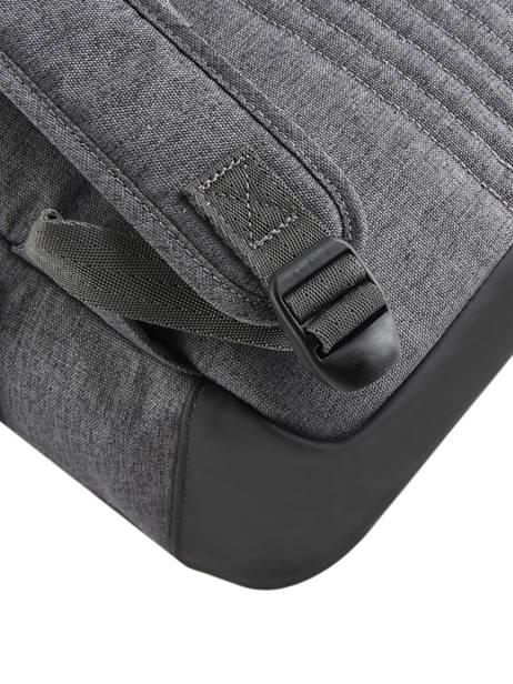 Sac à Dos 1 Compartiment Superdry Gris backpack woomen G91007MR vue secondaire 2