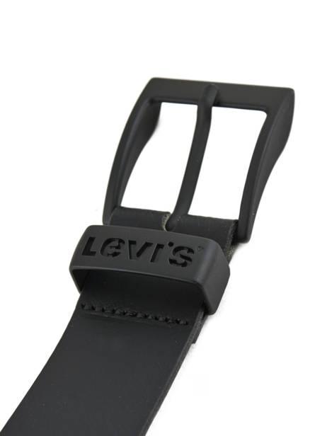 Ceinture Levi's Noir accessoires 226939 vue secondaire 1