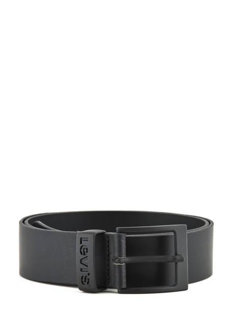 Ceinture Levi's Noir accessoires 226939