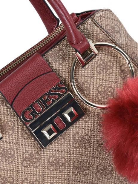 Sac Porté Main Logo Luxe Guess Marron logo luxe SG710205 vue secondaire 1