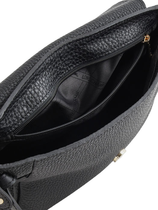 Longchamp Pénélope Sac porté travers Noir