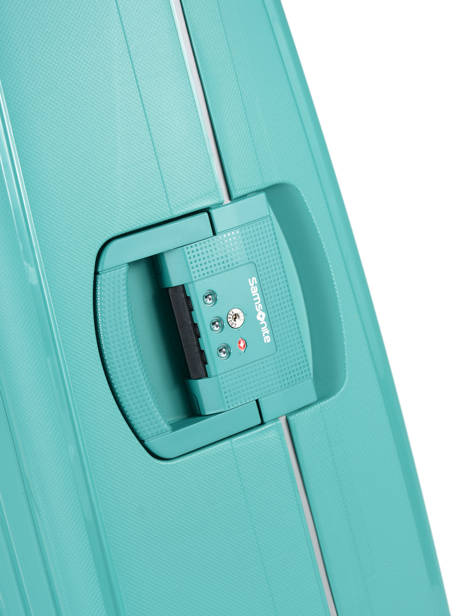 Valise Rigide S'cure Samsonite Bleu s'cure 10U001 vue secondaire 3