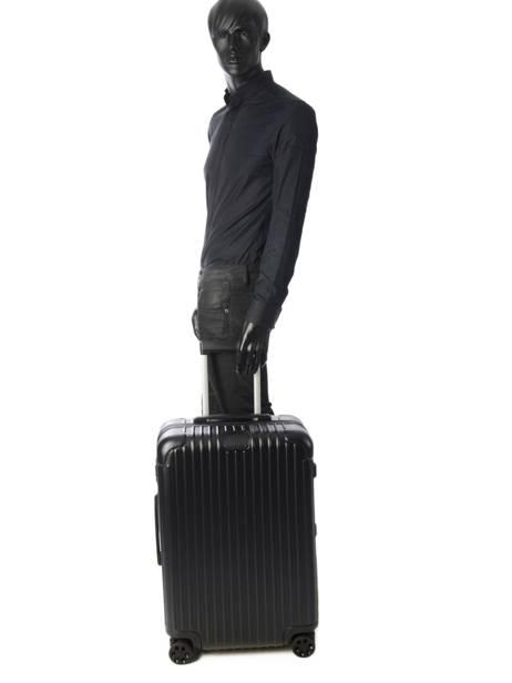 Harde Reiskoffer Essential Rimowa Zwart essential 832-63-4 ander zicht 3