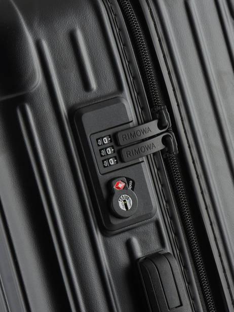 Harde Reiskoffer Essential Rimowa Zwart essential 832-63-4 ander zicht 1