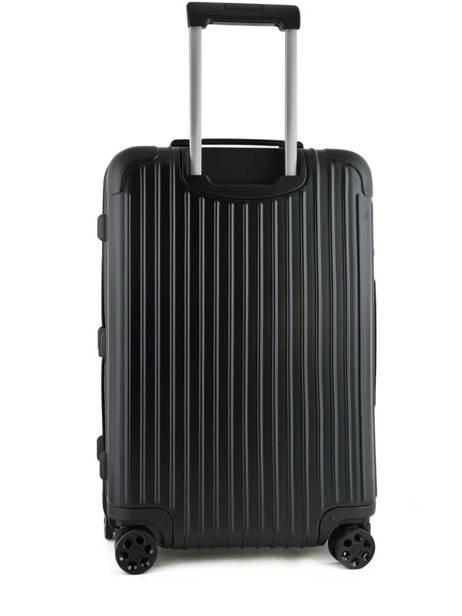 Harde Reiskoffer Essential Rimowa Zwart essential 832-63-4 ander zicht 4