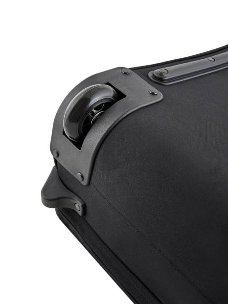 Valise Cabine Eastpak Noir authentic luggage K36D vue secondaire 2