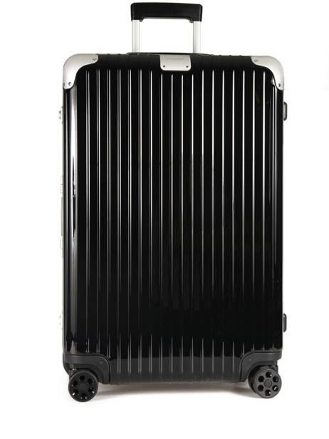 Valise Rigide Hybrid Rimowa Noir hybrid 883-73-4