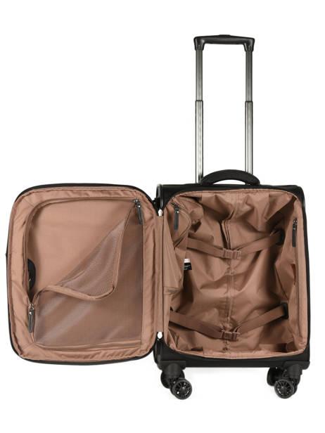 Handbagage Jump Zwart nice 6571EX ander zicht 5