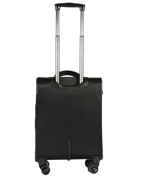 Handbagage Jump Zwart nice 6571EX ander zicht 4