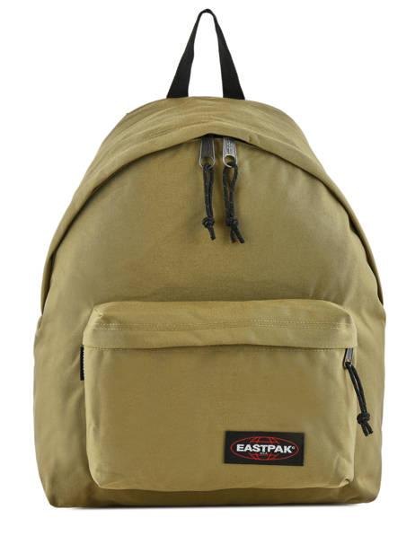 Sac à Dos 1 Compartiment A4 Eastpak Vert authentic 620