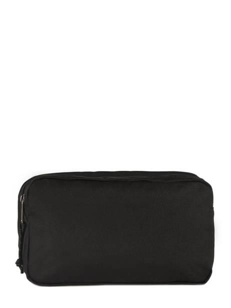 Toiletzak Eastpak Zwart authentic luggage K67D ander zicht 2