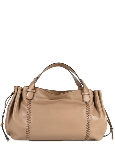 Shoppingtas 24h Gd Leder Gerard darel Beige gd DJS29410