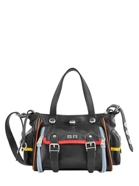 Mini-sac Luxembourg Cuir Sonia rykiel Noir luxembourg 2328-41