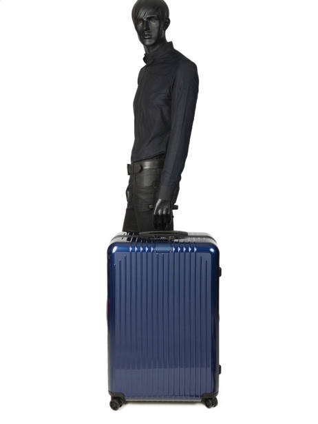 Valise Rigide Essential Lite Rimowa Bleu essential lite 823-73-4 vue secondaire 3
