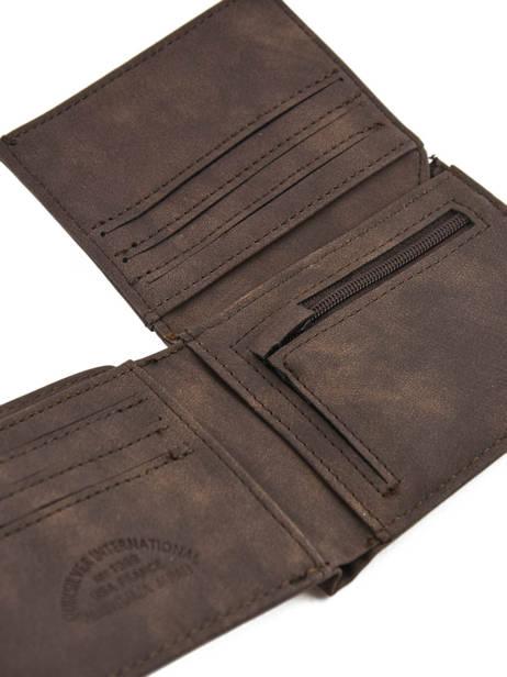 Portefeuille Quiksilver Noir wallets QYAA3753 vue secondaire 3
