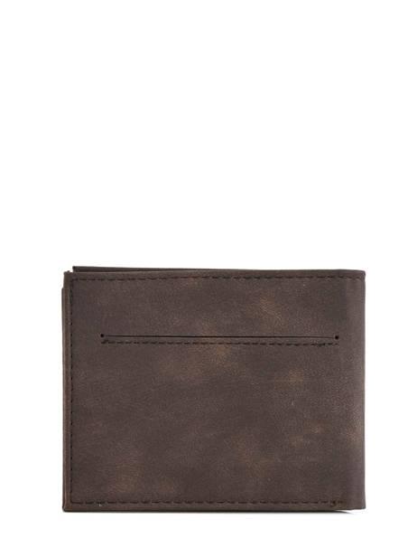 Portefeuille Quiksilver Noir wallets QYAA3753 vue secondaire 1