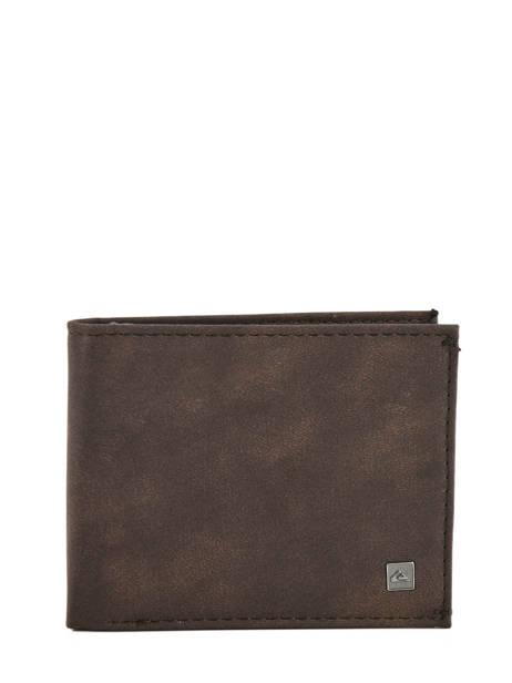 Portefeuille Quiksilver Noir wallets QYAA3753