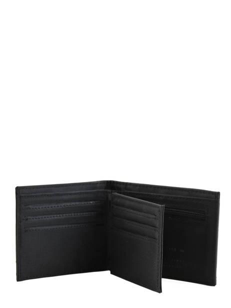 Portefeuille Porte-monnaie Quiksilver Noir wallets QYAA3775 vue secondaire 2