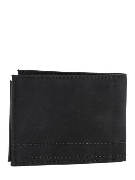 Portefeuille Porte-monnaie Quiksilver Noir wallets QYAA3775 vue secondaire 1