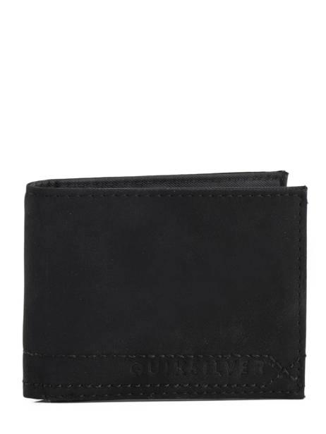 Portefeuille Porte-monnaie Quiksilver Noir wallets QYAA3775