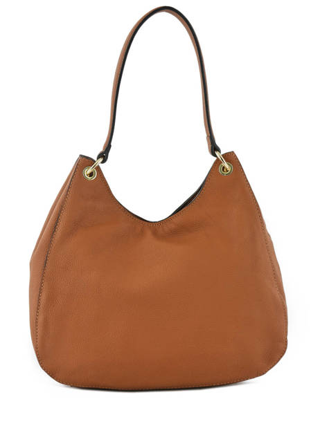 Sac Besace Tradition Cuir Etrier Marron tradition EHER21 vue secondaire 3